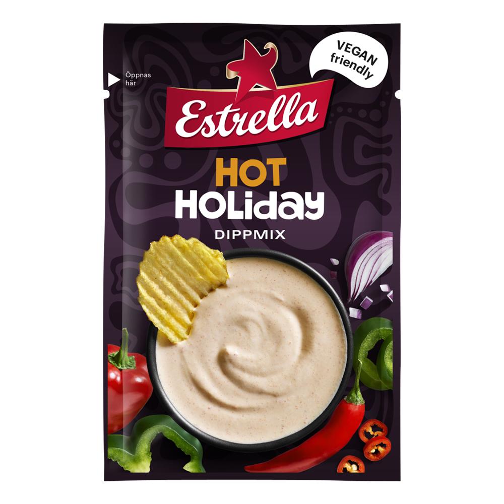 Estrella Dippmix Hot Holiday - 20 gram
