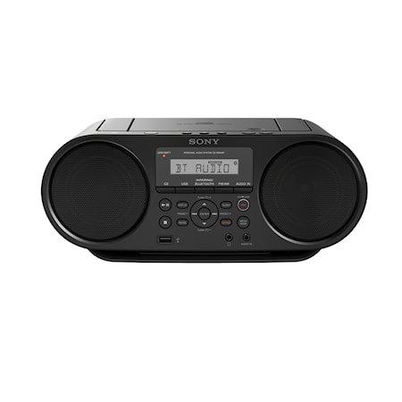 Øvrige CD-Boombox m. Bluetooth
