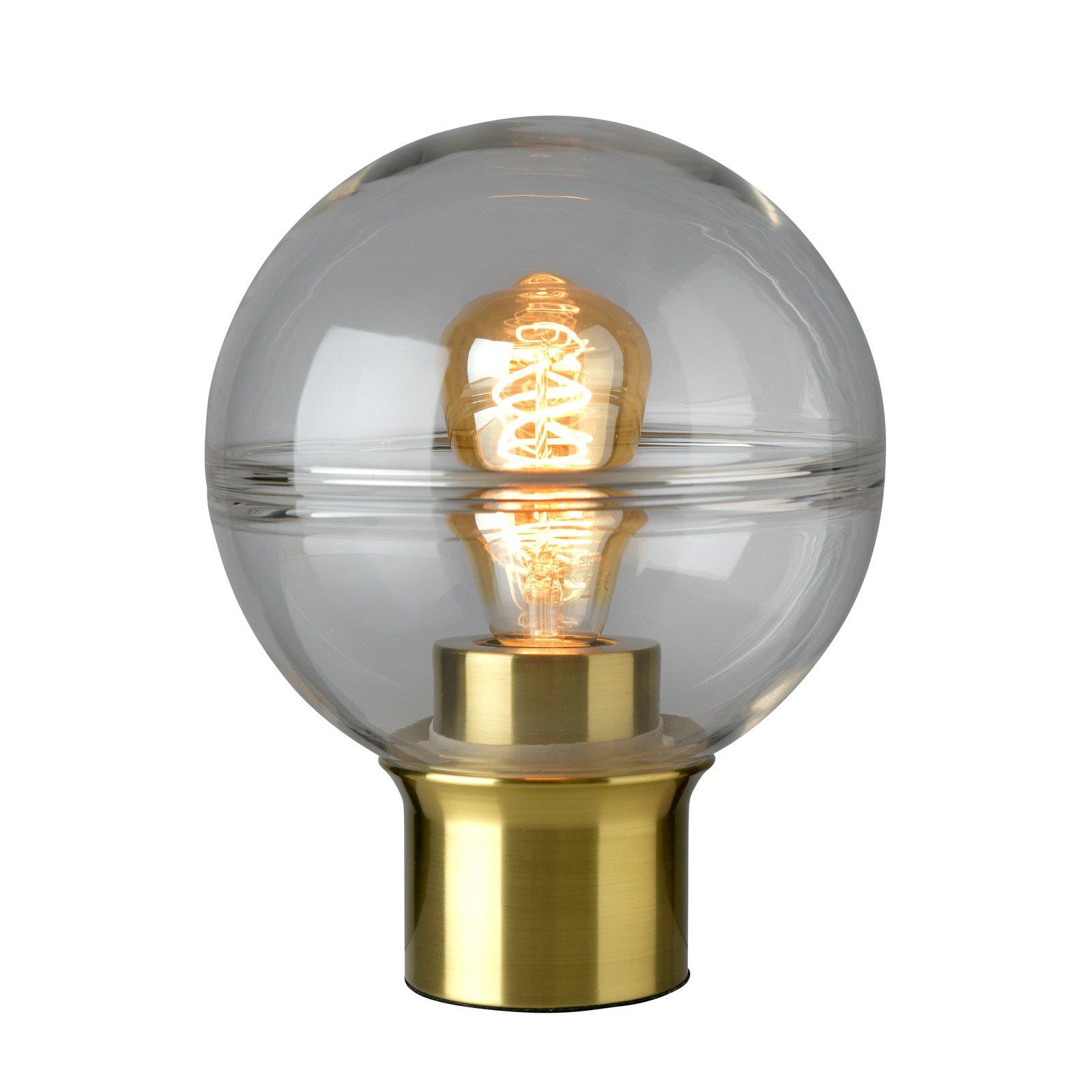 Villeroy & Boch Tokyo-bordlampe, gull Ø 20 cm