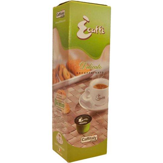 Caffitaly Ecaffe Delicato Kapslar - 83% rabatt