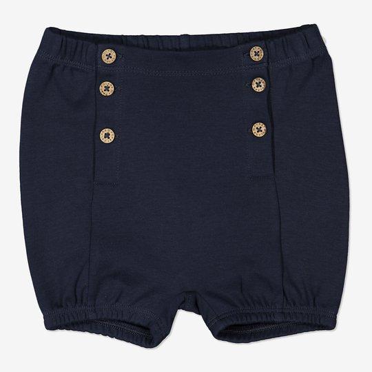 Shorts baby mørkblå