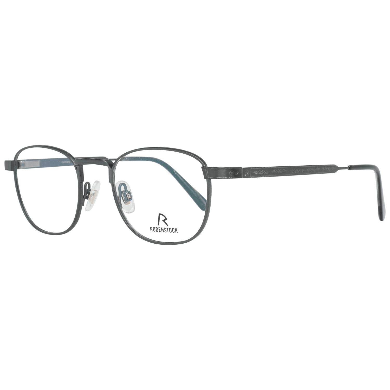 Rodenstock Men's Optical Frames Eyewear Black R8140 D 46
