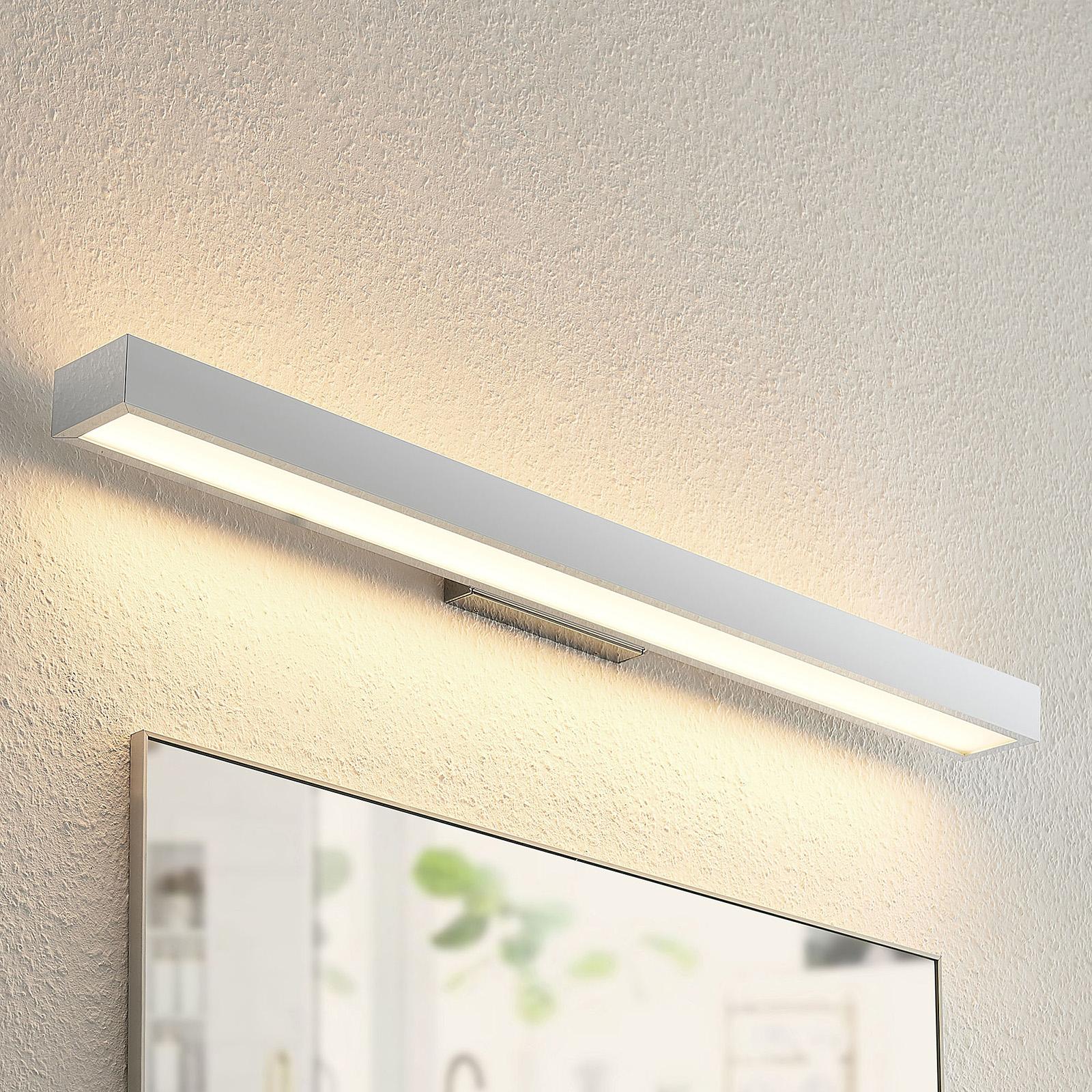 Lindby Janus -LED-kylpyhuone-ja peilivalo 90 cm