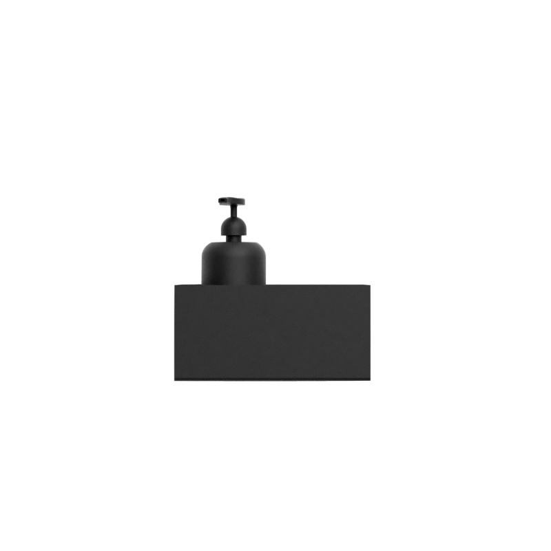 Nichba - Bath Shelf 20 - Black (L100104)
