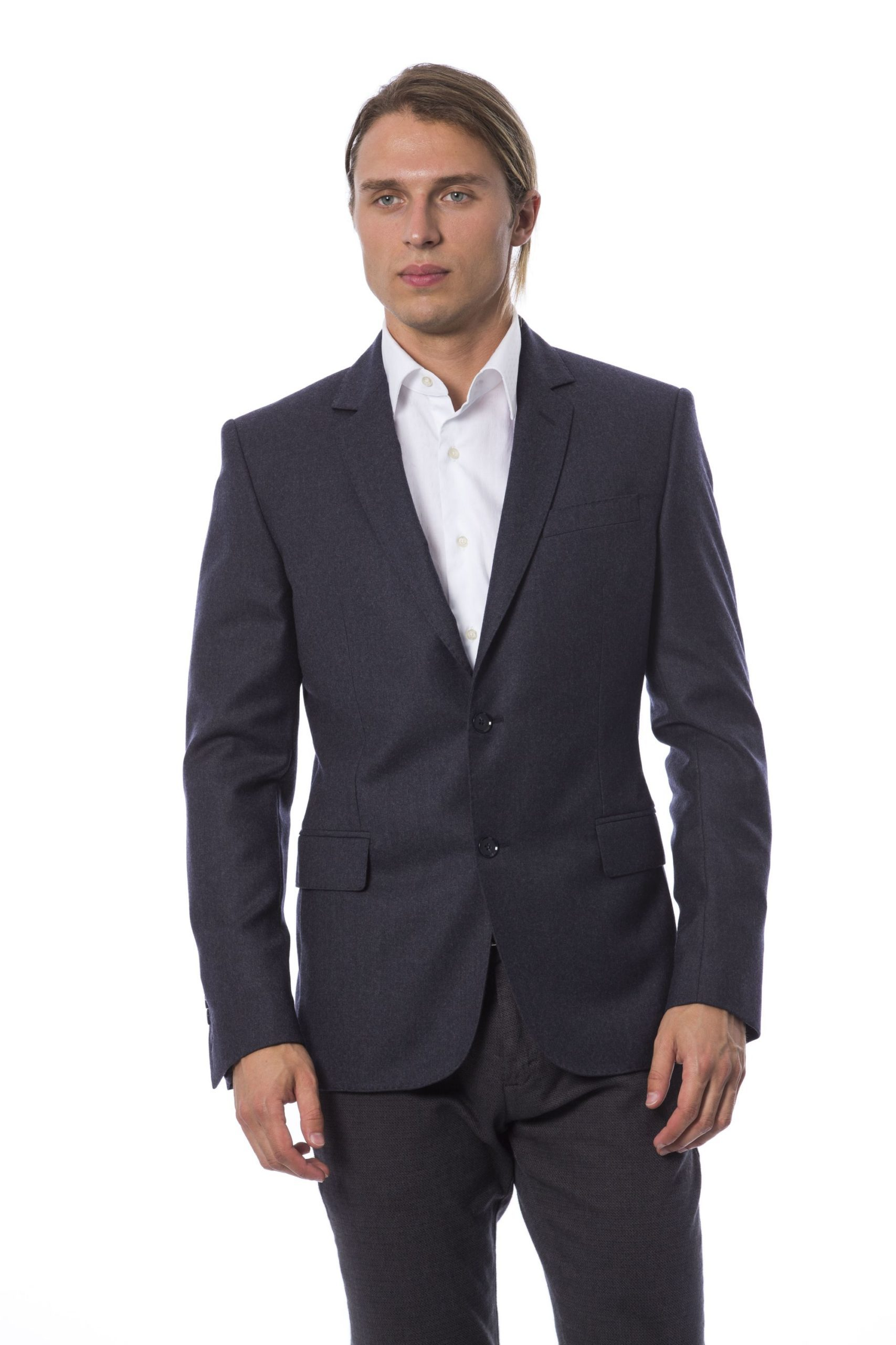 Verri Men's Vblu Blazer Blue VE995274 - IT48 | M