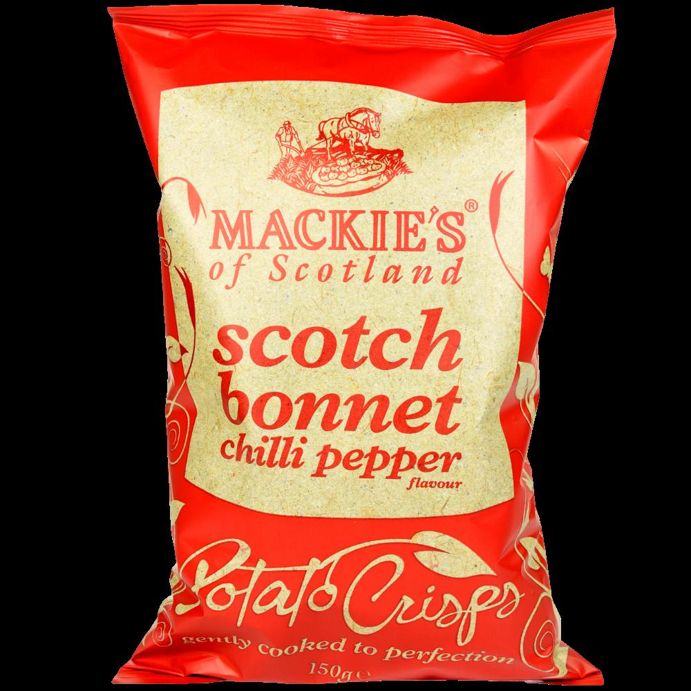 Mackies Scotch Bonnet Chillipepper 150g