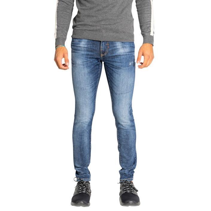 Antony Morato Men's Jeans Blue 320697 - blue w34
