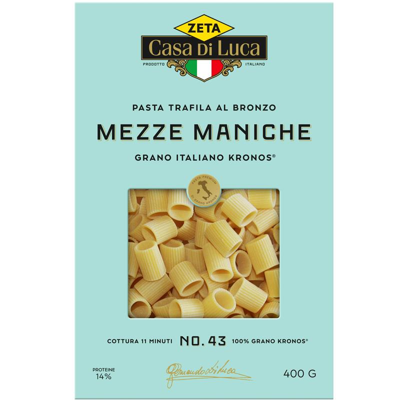 Pasta Mezze Maniche - 18% rabatt