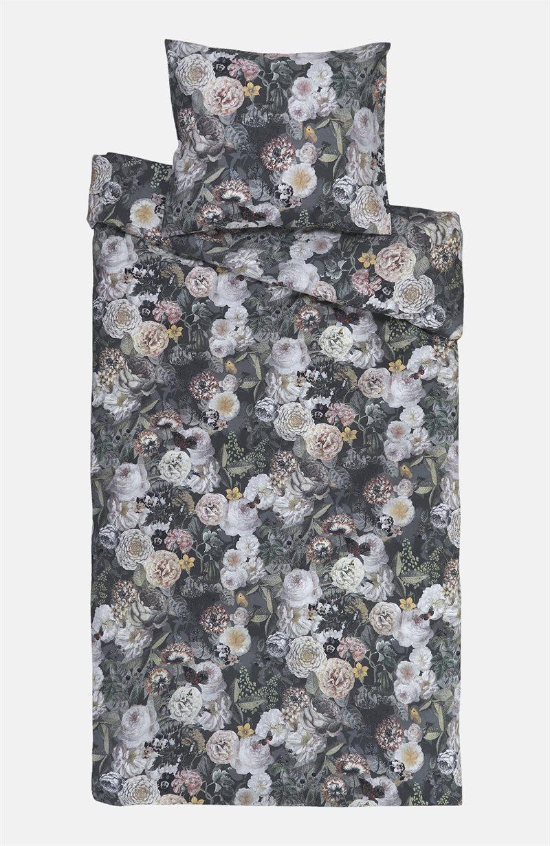 Abigale kukkakuvioinen pussilakanasetti