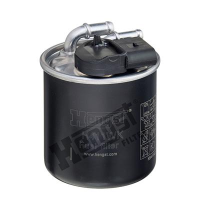 Polttoainesuodatin HENGST FILTER H411WK