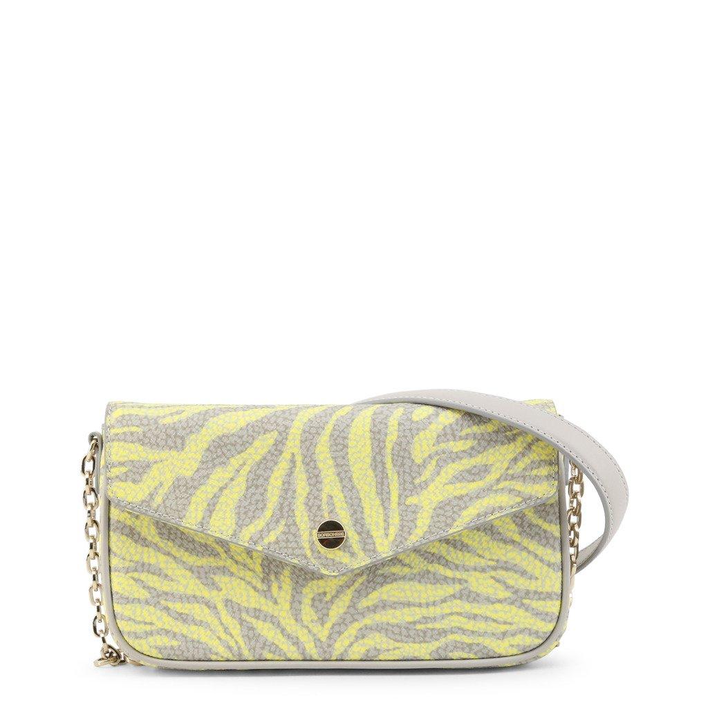 Borbonese Women's Crossbody Bag Yellow 903888-336 - yellow NOSIZE