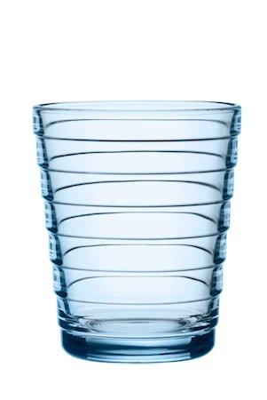 Aino Aalto Glass Aqua 22 cl 2 stk.