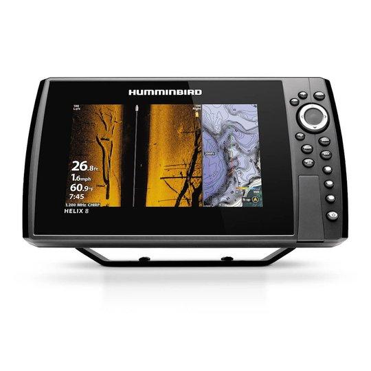 Humminbird Helix 8 CHIRP MEGA SI+ GPS G4N kombienhet