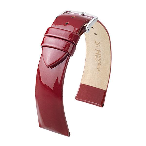 Hirsch Diva 14mm Medium Röd/Silver 01536160-2-14
