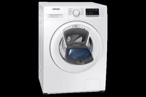 Samsung Ww80t4541te Tvättmaskin - Vit