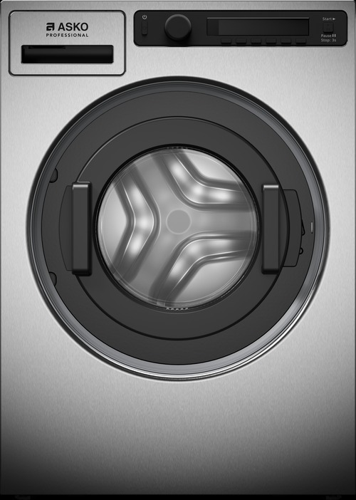 Asko Professional Wmc6763vc.s Tvättmaskin - Rostfritt Stål