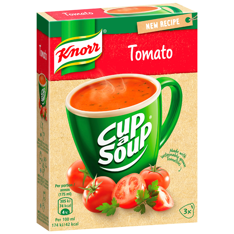 Tomatsoppa 3-pack - 27% rabatt