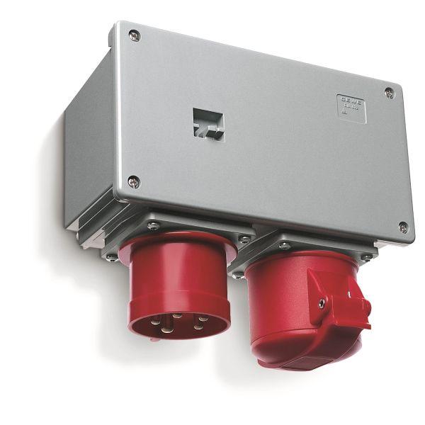 ABB 2CMA168128R1000 Bodtilkoblingsboks 32 A, vanntett utførelse