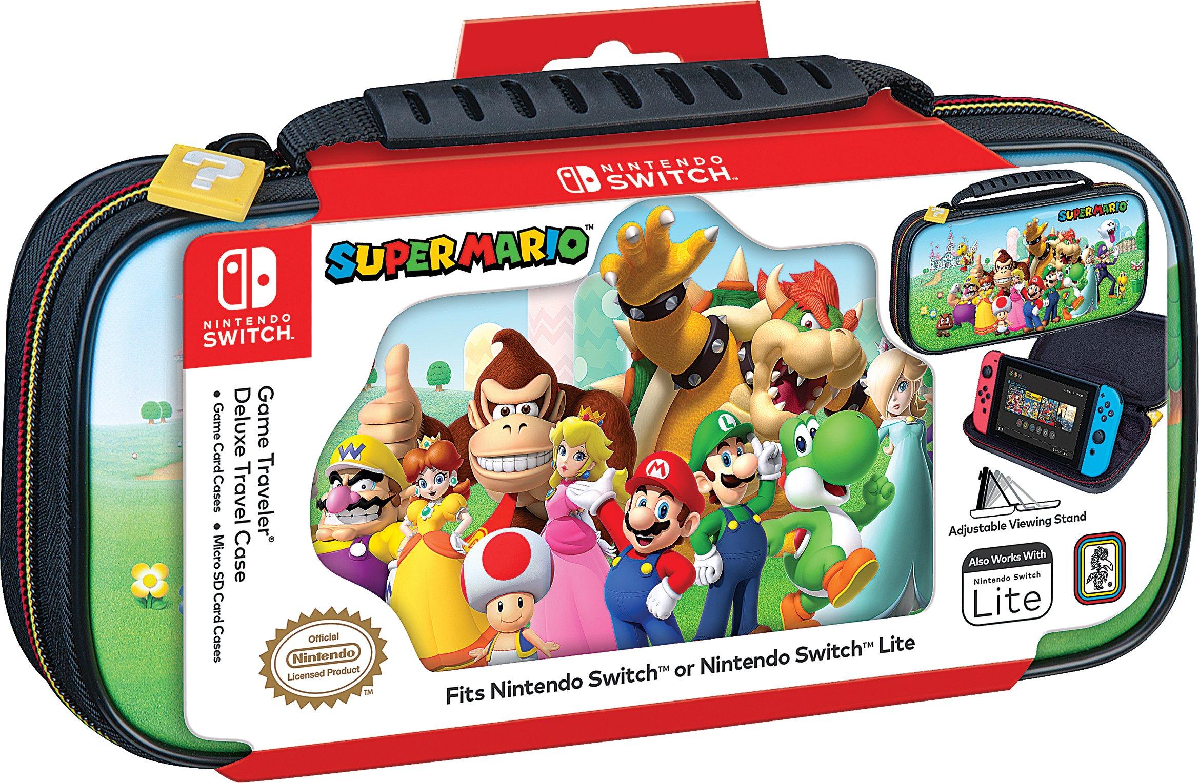 Nintendo Switch Deluxe Traveler Case