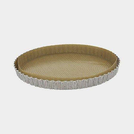 Perforert Bakeform Avtagbar bunn 28x2,5cm