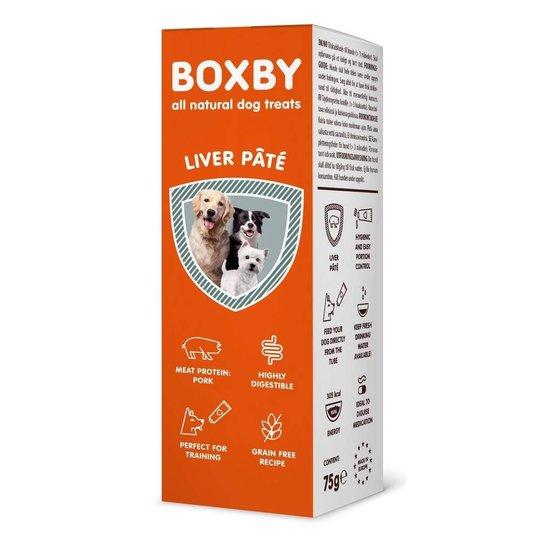 Boxby Leverpaté 75 g