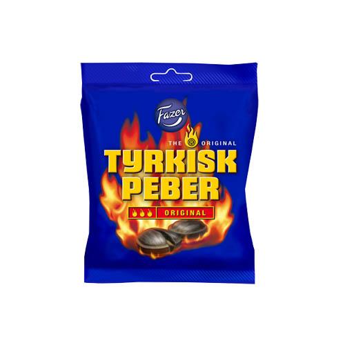 TYRKISK PEBER ORIGINAL 120 G
