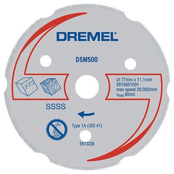 Dremel DSM500 Katkaisulaikka