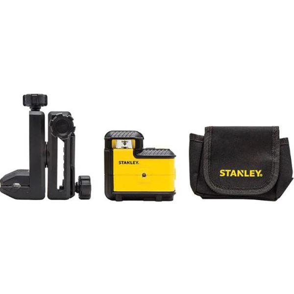 STANLEY SLL360 Krysslaser med grønn laser