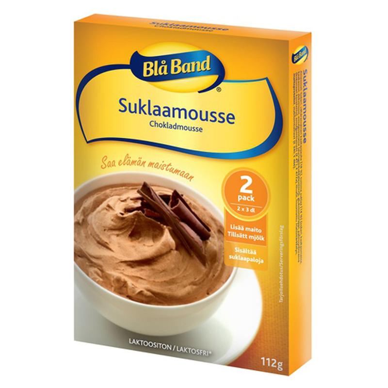 Chokladmousse 2 x 3dl - 34% rabatt
