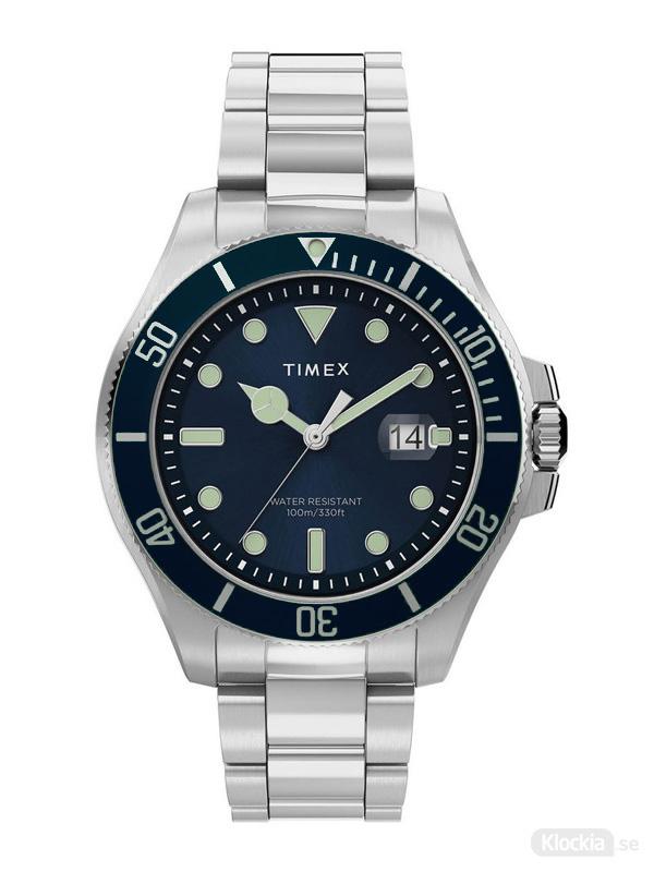 Timex Harborside Coast TW2U41900 - Vattentät Herrklocka
