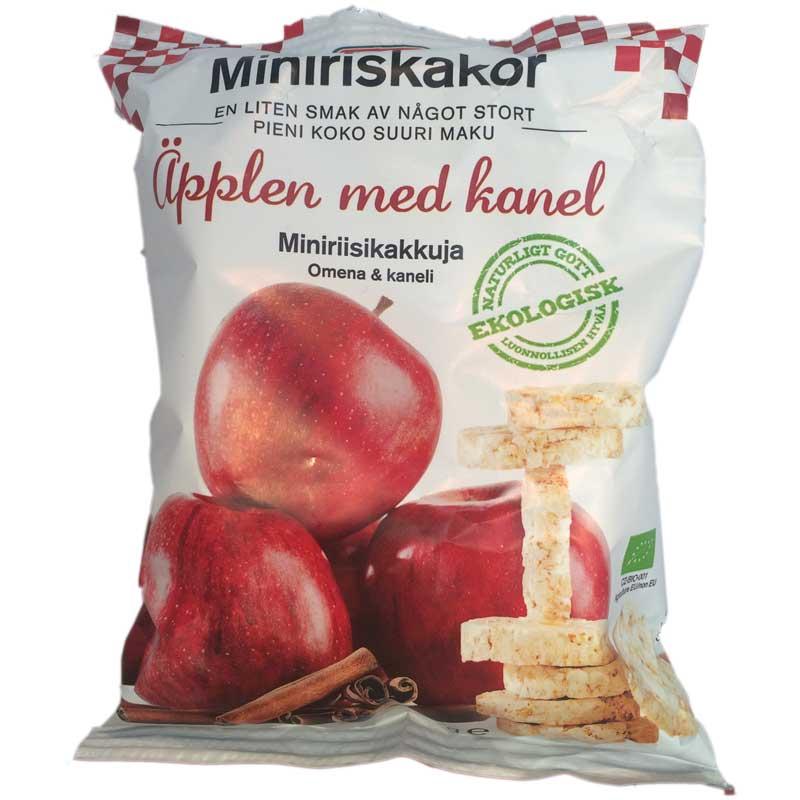 Miniriskaka äppel/kanel - 66% rabatt