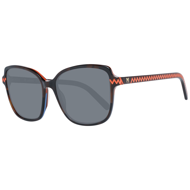 Missoni Women's Sunglasses Brown MM232 53S02