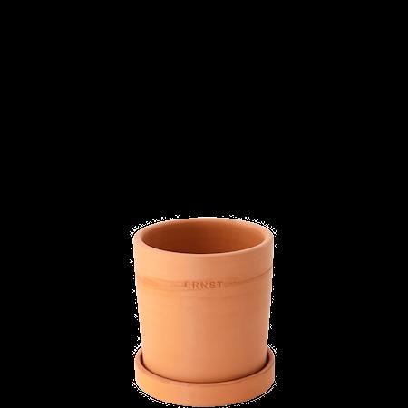 Kruka Terracotta m fat 11x11 cm
