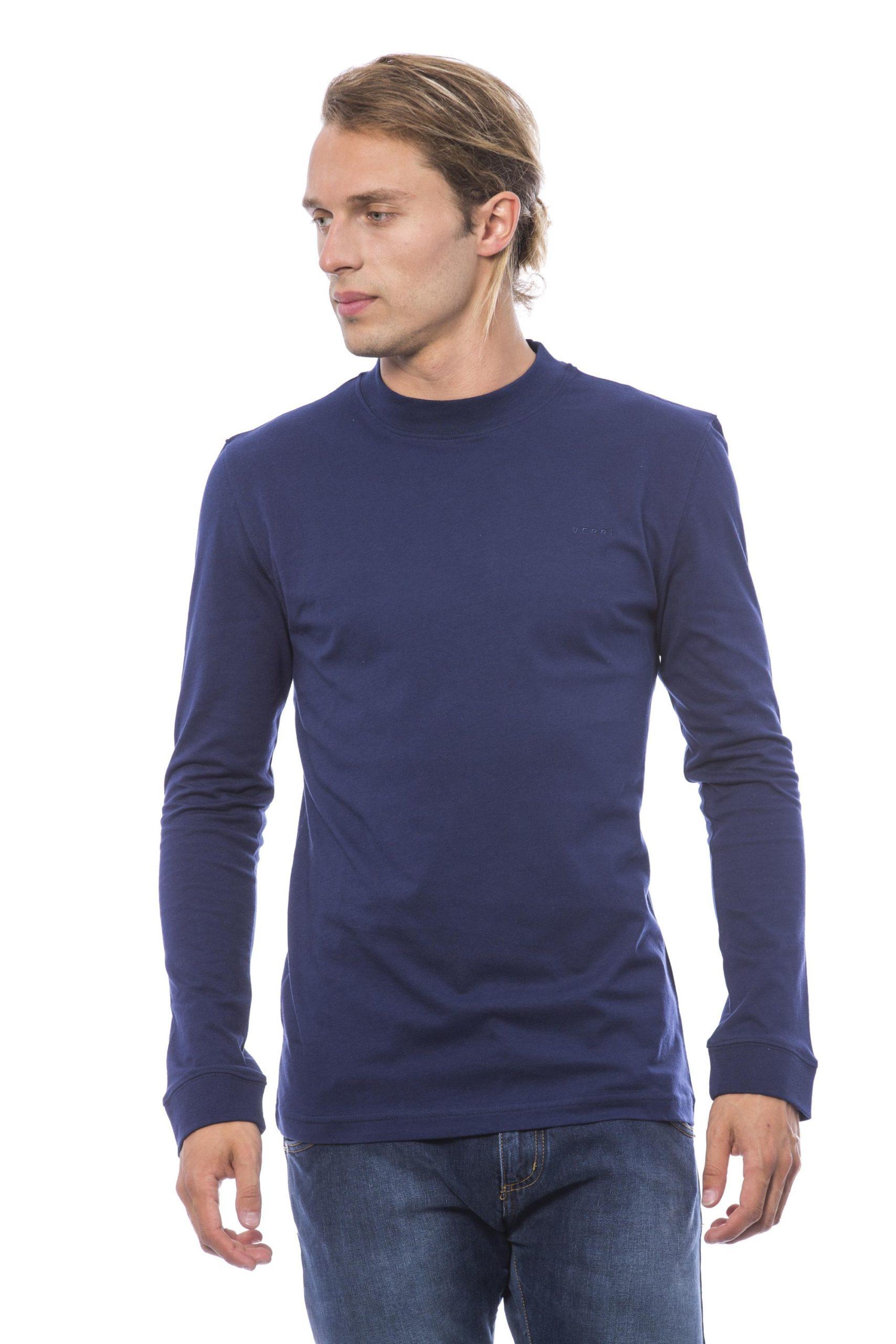Verri Men's Vblu Sweater Blue VE816383 - S