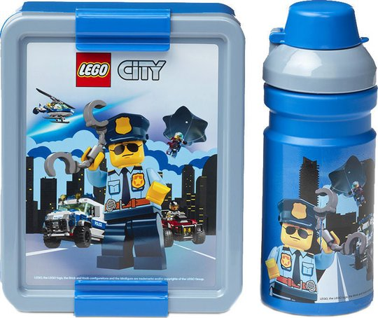 LEGO City Lunchsett