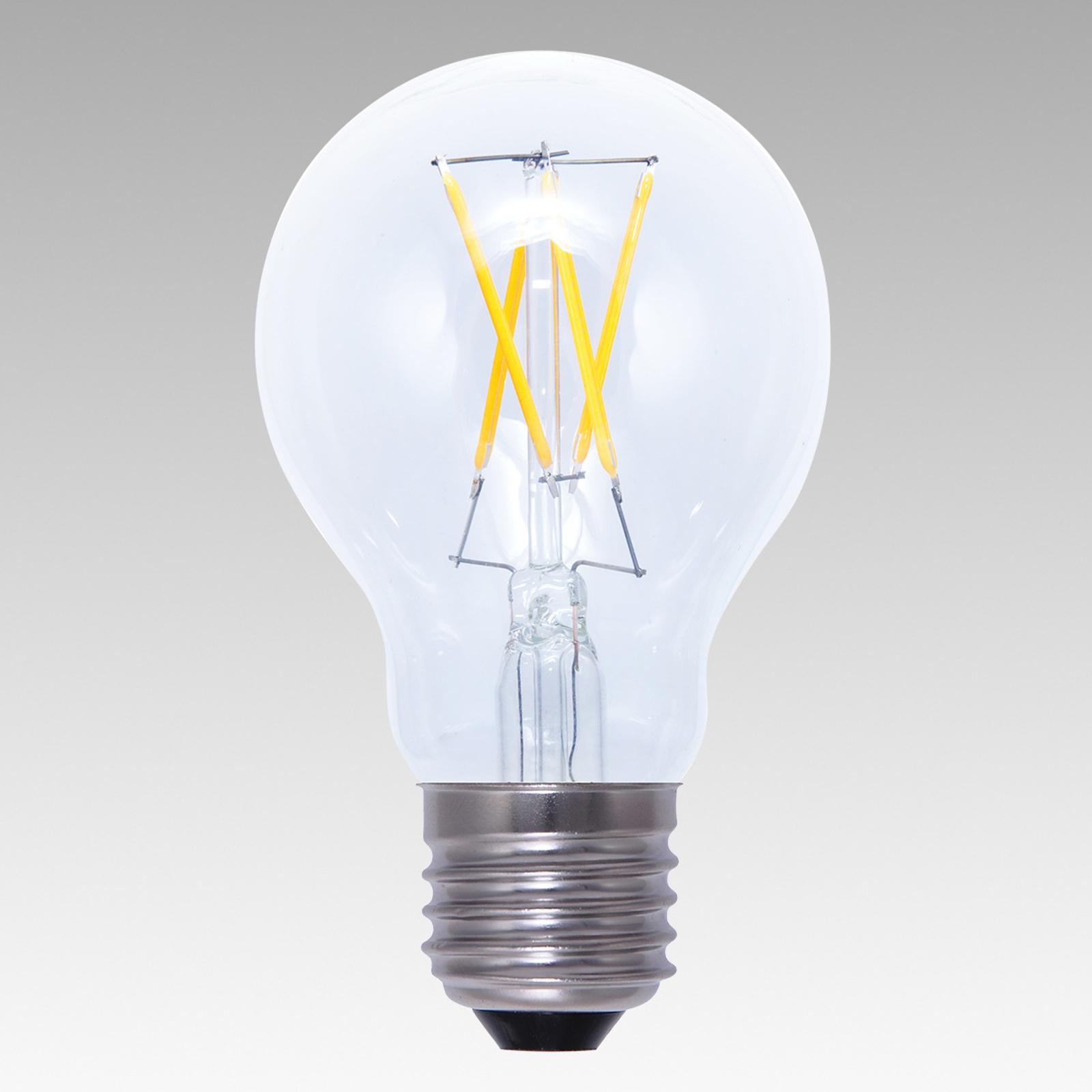 E27 4 W 926 LED-hehkulamppu him. kirkas läm. valk.