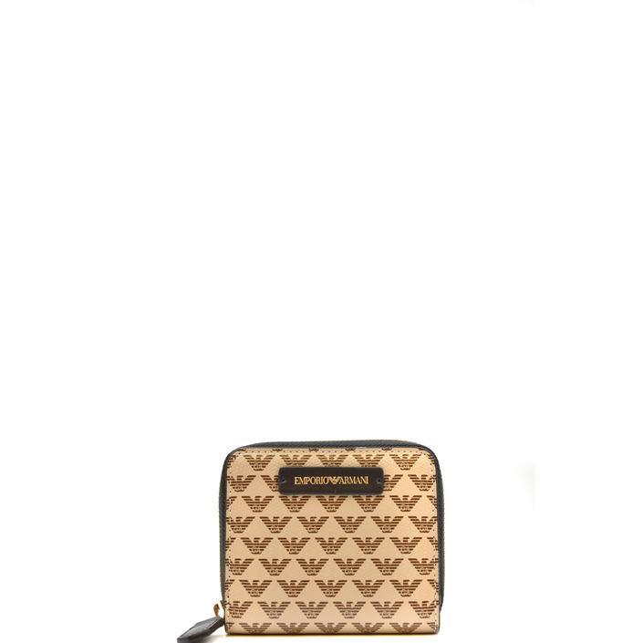 Emporio Armani Women's Wallet Brown 315153 - brown UNICA