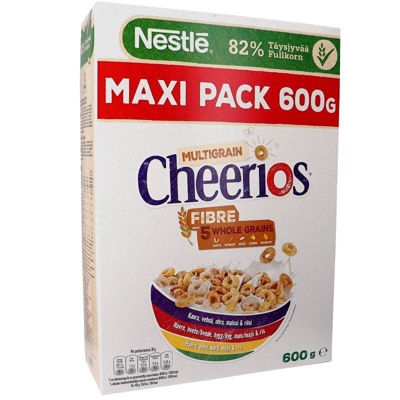 "Frukostflingor ""Multi Cheerios"" - 30% rabatt"