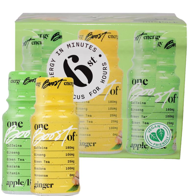 Energishot Mix 6-pack - 60% rabatt