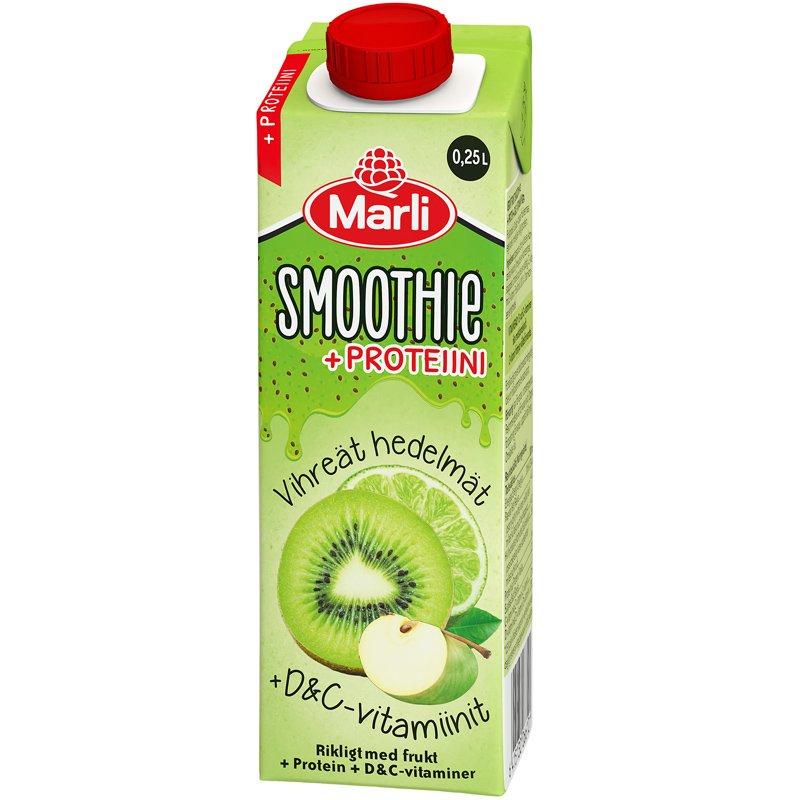Vihreät Hedelmät Smoothie - 28% alennus
