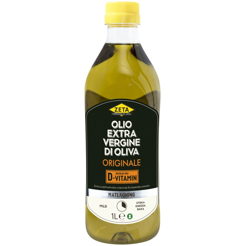 "Olivolja ""Originale"" D-Vitamin 1l - 51% rabatt"