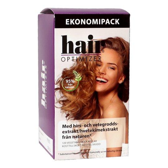 Hair Optimizer 120 kapslar - 70% rabatt