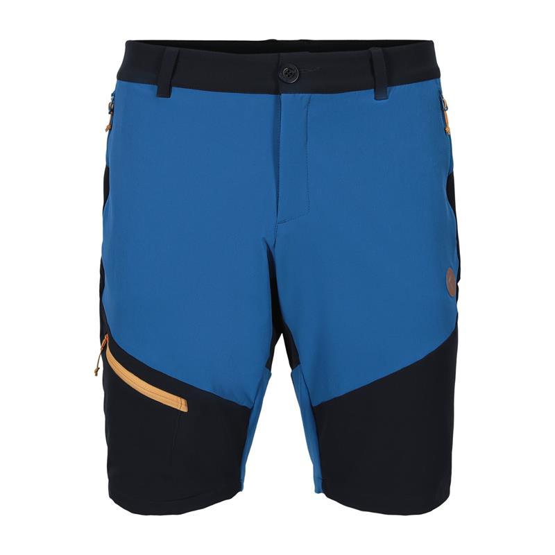 Tufte Vipe Shorts S Herre, Snorkel Blue/Sky Captain