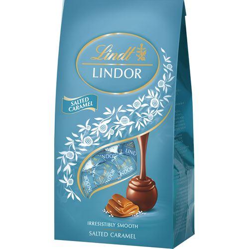 Lindor Salted Caramel 137g