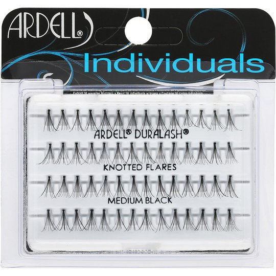 Ardell DuraLash Flare Medium Black, Ardell Irtoripset