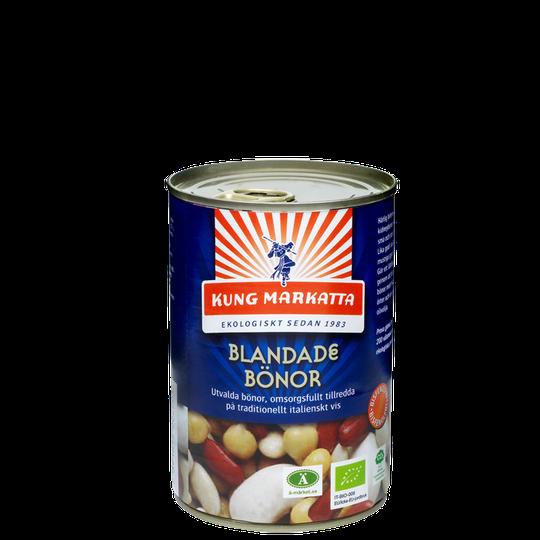 Blandade Bönor EKO, 400 g