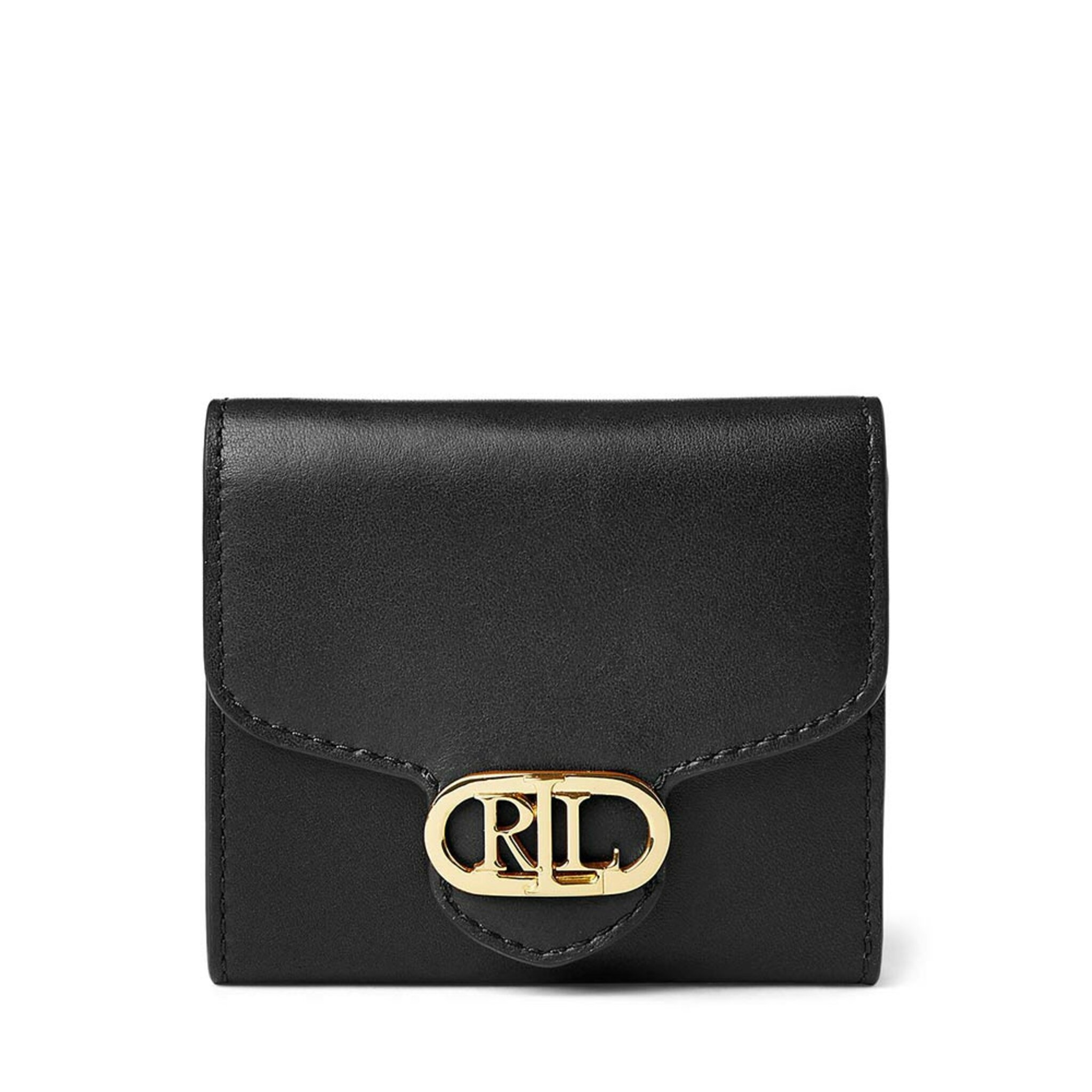 Leather Compact Wallet, OSZ