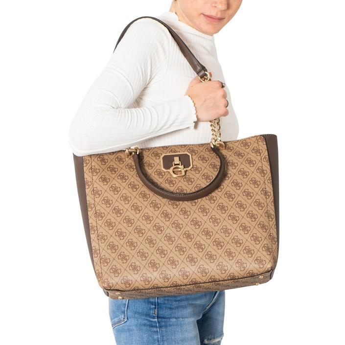 Guess Women's Handbag Beige 308440 - beige UNICA