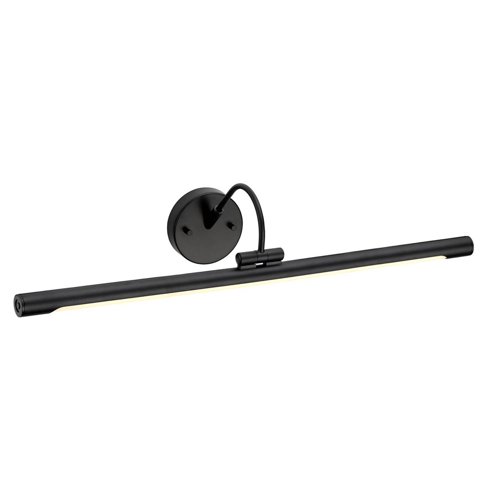 LED-tauluvalaisin Alton mustana, 67 cm