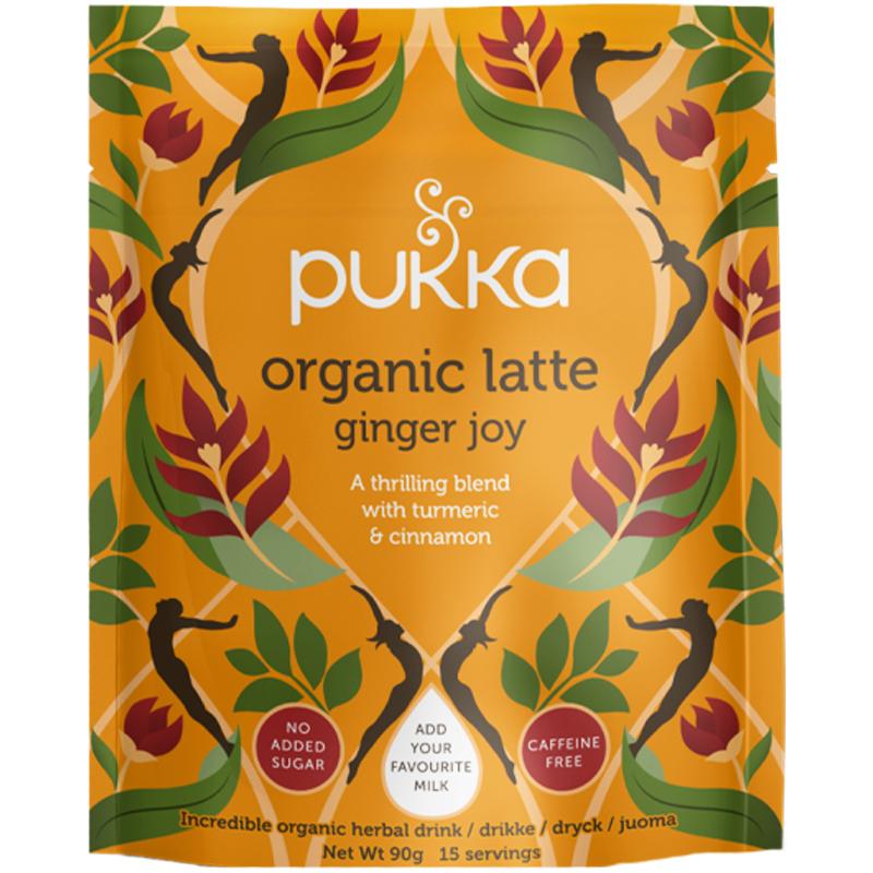 Pukka Lattemix Ginger Joy - 38% rabatt